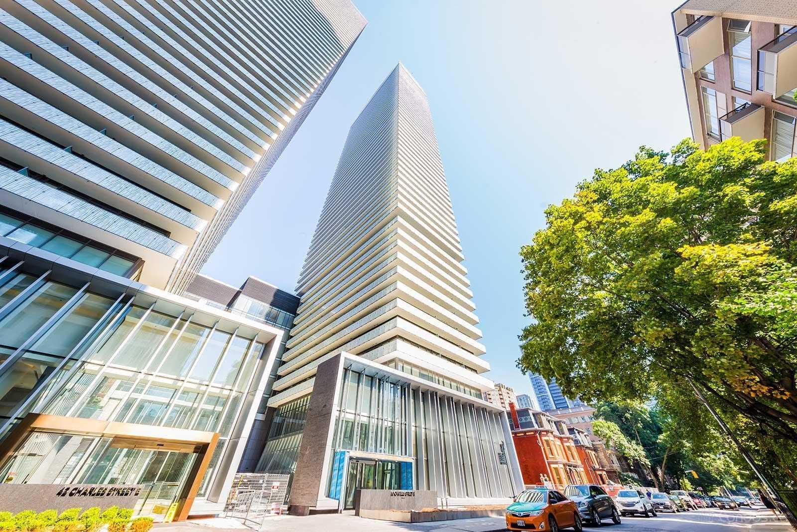 多伦多市中心一室公寓 – 50 Charles St E